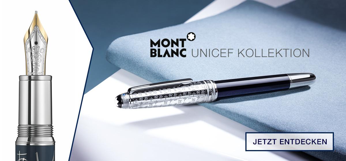 Montblanc-Unicef Kollektion 2017