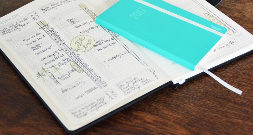 bullet journaling individuelle terminkalender selbst. Black Bedroom Furniture Sets. Home Design Ideas