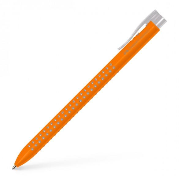 FABER-CASTELL Druckkugelschreiber GRIP 2022 orange