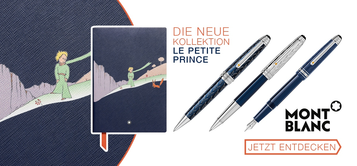 Montblanc Le Petite Prince Meisterstück Special Edition