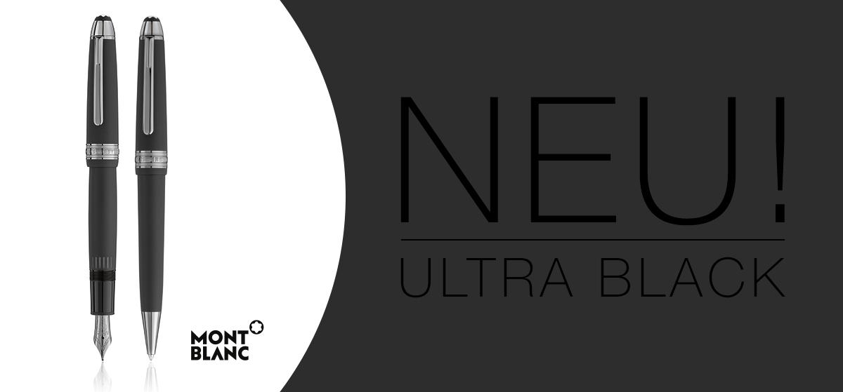 Montblanc Ultra Black